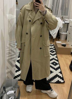 & other stories Trench Coat beige linen