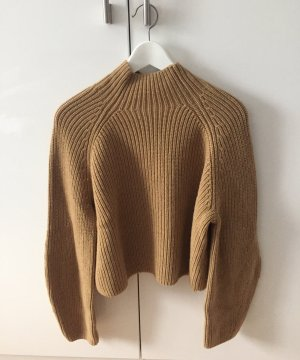 & Other Stories Oversize Pullover XS camel