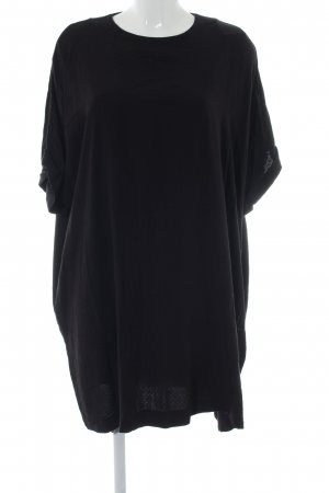 & other stories Oversized Bluse schwarz Casual-Look