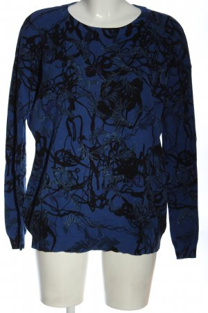 & other stories Oversized Sweater allover print casual look