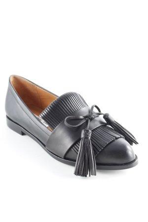 & other stories Zapatos estilo Oxford negro estilo dandy