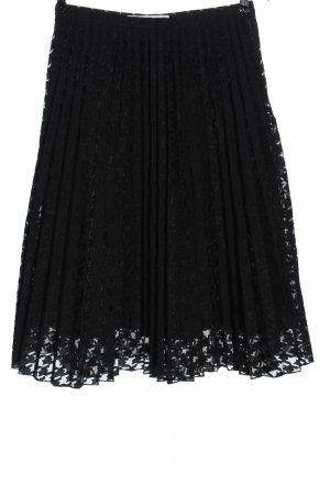 & other stories Pleated Skirt black casual look