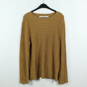 &OTHER STORIES Pullover Gr. M gold (19/09/730*)