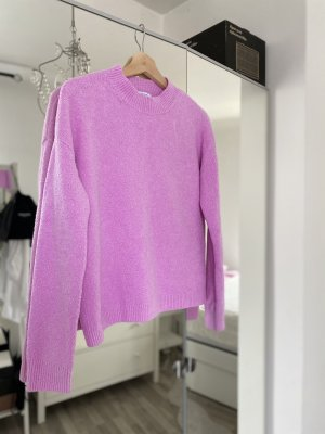 & other stories Kraagloze sweater roze