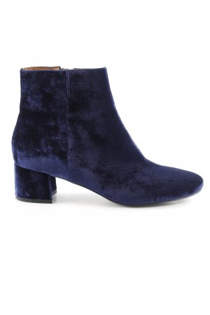& other stories Botas con cremallera azul estilo «business»
