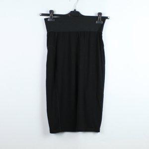& other stories Pencil Skirt black mixture fibre