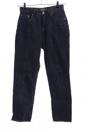 & other stories Tube Jeans black casual look