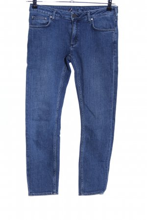 & other stories Tube jeans blauw casual uitstraling