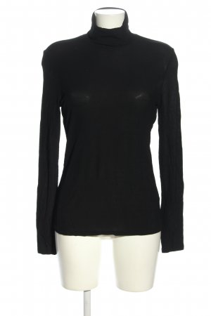 & other stories Turtleneck Shirt black casual look