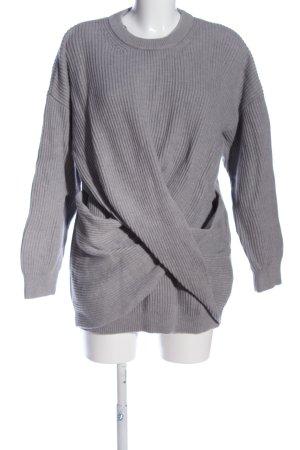 & other stories Maglione girocollo grigio chiaro stile casual
