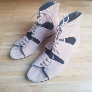 & other stories Roman Sandals sand brown-oatmeal
