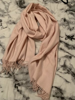 & other stories Fringed Scarf pink