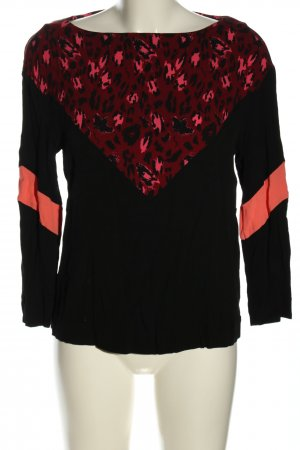 & other stories Schlupf-Bluse mehrfarbig Casual-Look