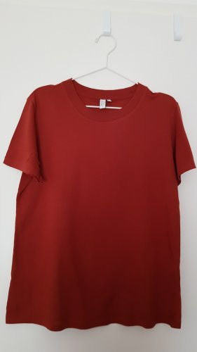 & other stories Shirt Basic Paris Atelier Rostrot Rot Basic