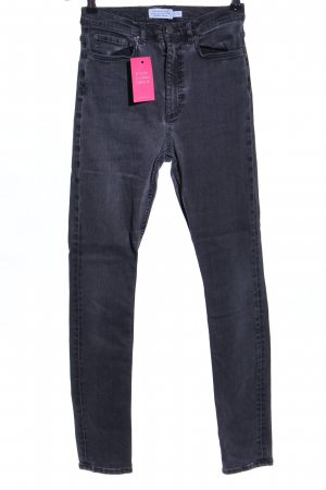 & other stories Skinny Jeans hellgrau Casual-Look