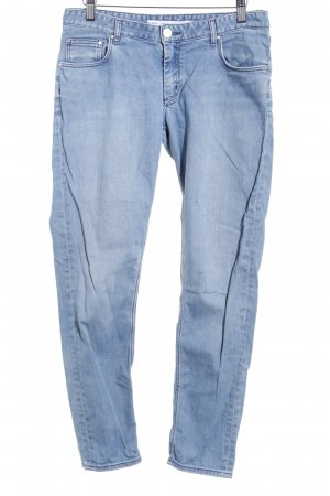 & other stories Slim Jeans blassblau Casual-Look