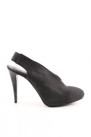 & other stories Slingback-Pumps schwarz Business-Look