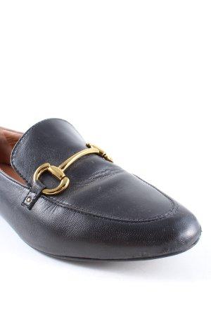 & other stories Zapatos formales sin cordones negro estilo «business»