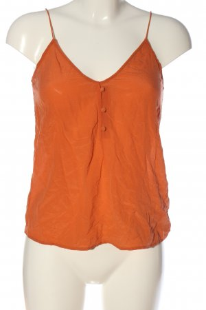 & other stories Spaghetti Strap Top red casual look