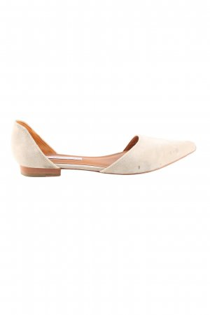 & other stories Spitz-Pumps creme Business-Look
