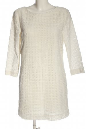& other stories Lace Dress natural white casual look