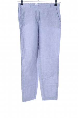 & other stories Stoffhose blau Casual-Look