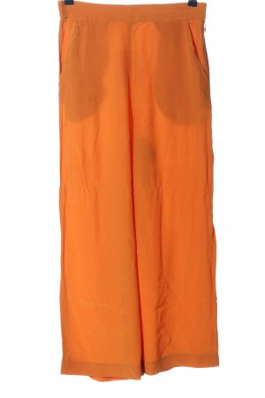 & other stories Stoffhose hellorange Casual-Look