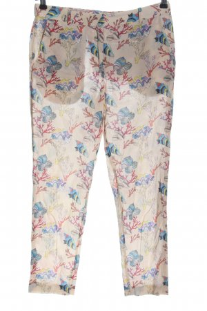 & other stories Stoffhose Allover-Druck Casual-Look