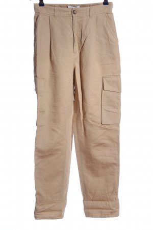 & other stories Stoffhose creme Casual-Look