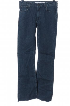 & other stories Boot Cut Jeans blau Casual-Look