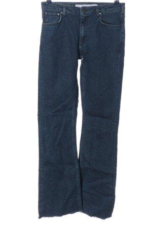 & other stories Boot Cut spijkerbroek blauw casual uitstraling