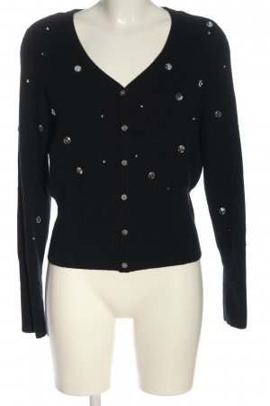 & other stories Cardigan in maglia nero stile casual