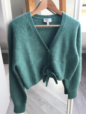 & other stories Knitted Cardigan multicolored alpaca wool
