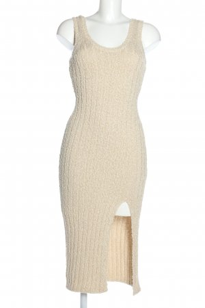 & other stories Strickkleid creme Casual-Look