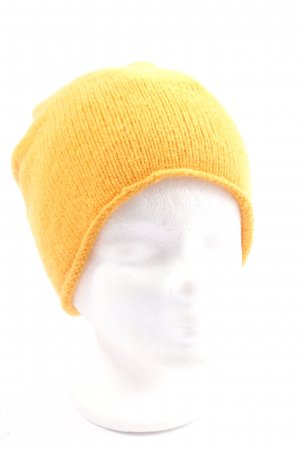 & other stories Knitted Hat primrose casual look