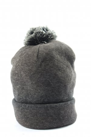 & other stories Knitted Hat light grey flecked casual look