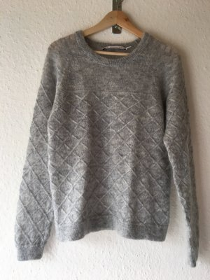& other  Stories Strickpulli grau casual