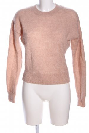 & other stories Strickpullover braun Casual-Look