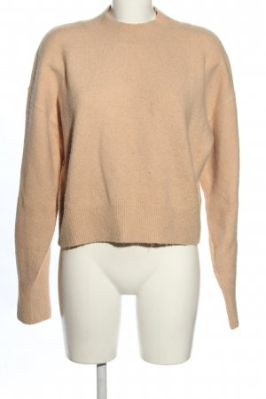 & other stories Strickpullover nude Casual-Look