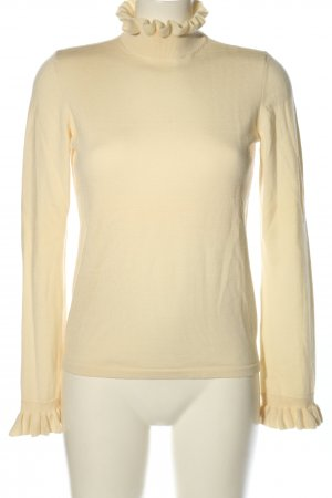 & other stories Knitted Sweater cream casual look