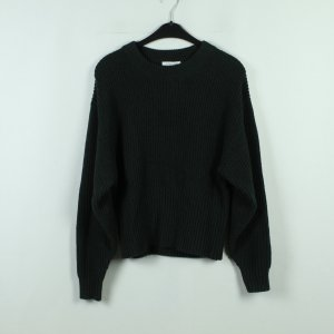 & other stories Pullover a maglia grossa verde bosco