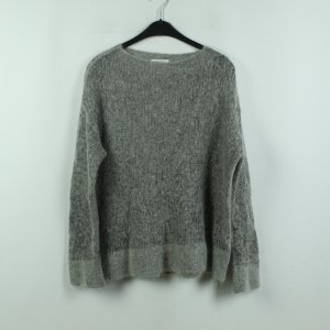 & other stories Strickpullover Gr. S grau oversized (20/10/073*)