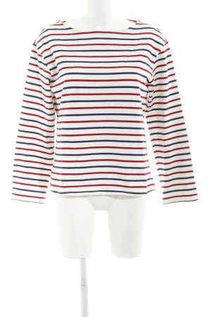 & other stories Strickpullover Streifenmuster Casual-Look