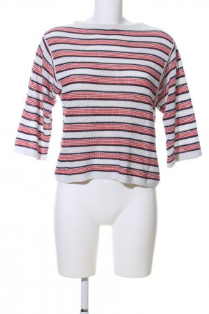& other stories Strickshirt Streifenmuster Casual-Look