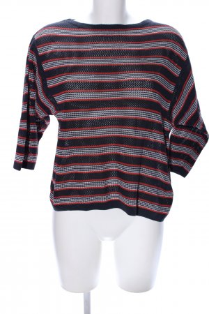 & other stories Stricktop Allover-Druck Casual-Look
