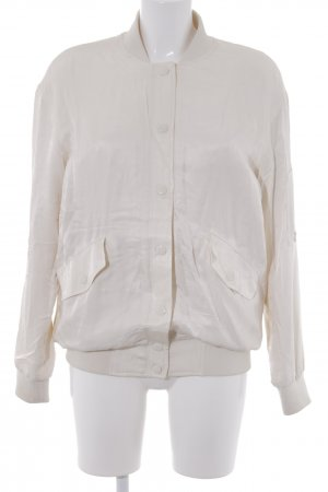 & other stories Sweat Jacket cream casual look
