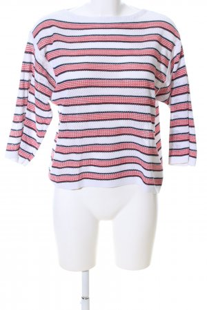 & other stories Sweat Shirt striped pattern casual look