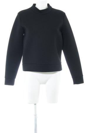 & other stories Sweatshirt schwarz Casual-Look
