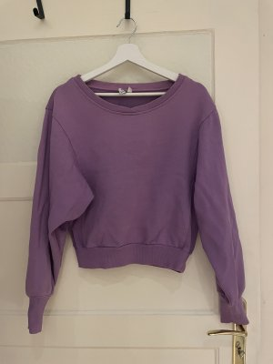 & other stories Sweat Shirt blue violet-lilac