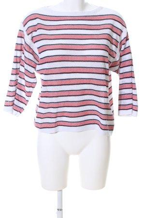 & other stories Sweatshirt Streifenmuster Casual-Look